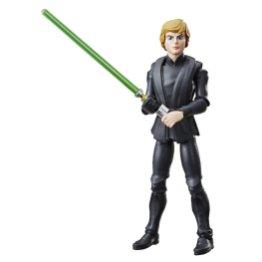 STAR WARS GALAXY OF ADVENTURES 5-INCH Figure Assortment Luke Skywalker Jedi Knight - oop (2)