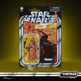STAR WARS THE VINTAGE COLLECTION 3.75-INCH JAWA Figure - in pck