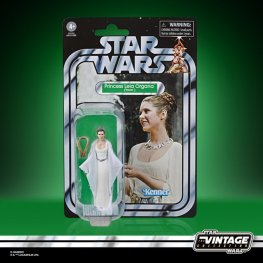 STAR WARS THE VINTAGE COLLECTION 3.75-INCH PRINCESS LEIA ORGANA (YAVIN) Figure - in pck