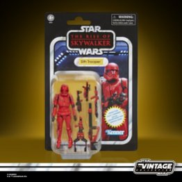 STAR WARS THE VINTAGE COLLECTION 3.75-INCH SITH TROOPER ARMORY PACK - in pck