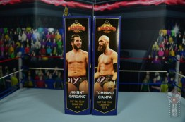 WWE Hall of Champions DIY figure review - package side