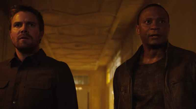 arrow - welcome to hong kong review -oliver and diggle