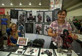 baltimore comic con 2019 - jay saunders