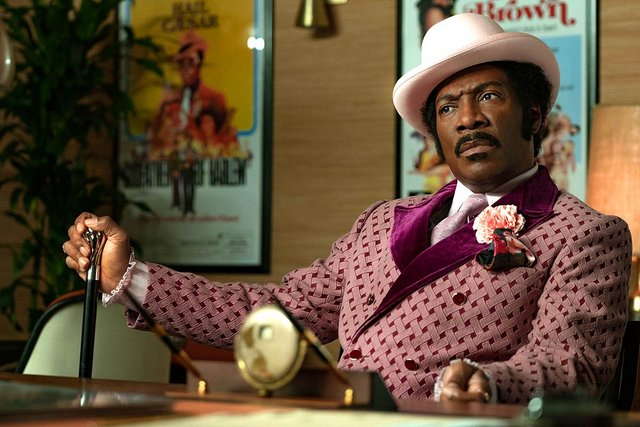 dolemite is my name review - eddie murphy