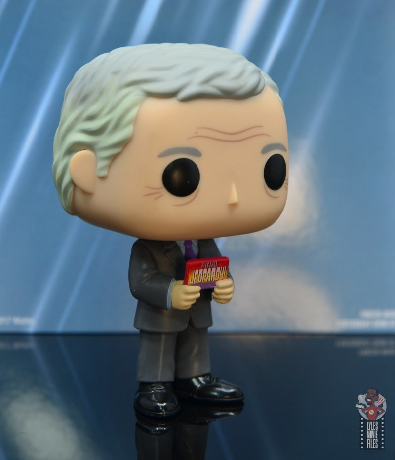 funko pop alex trebek figure review - right side