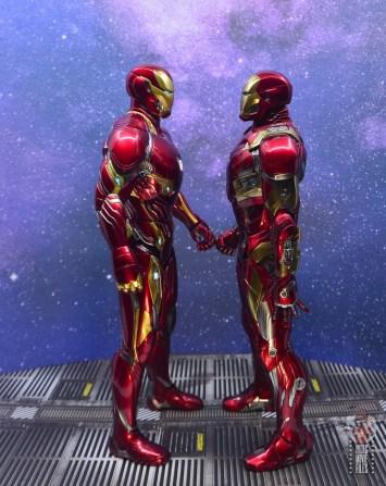 hot toys avengers infinity war iron man figure review - facing civil war iron man