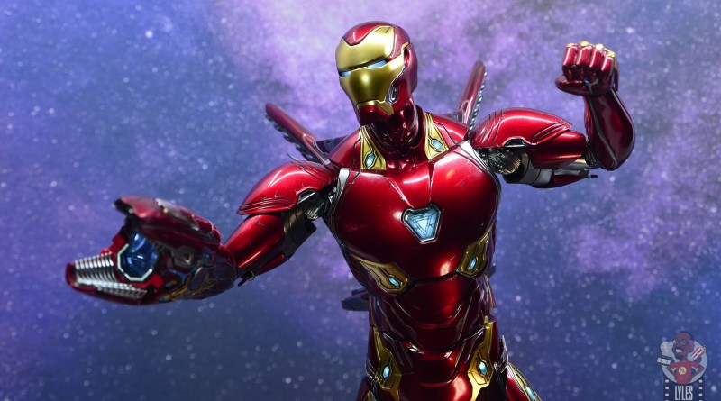 hot toys avengers infinity war iron man figure review - main pic