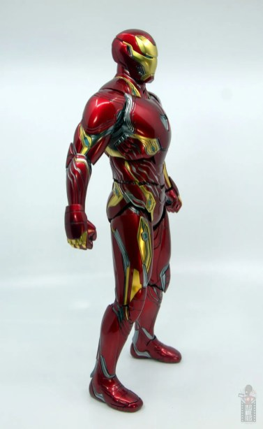 hot toys avengers infinity war iron man figure review - right side