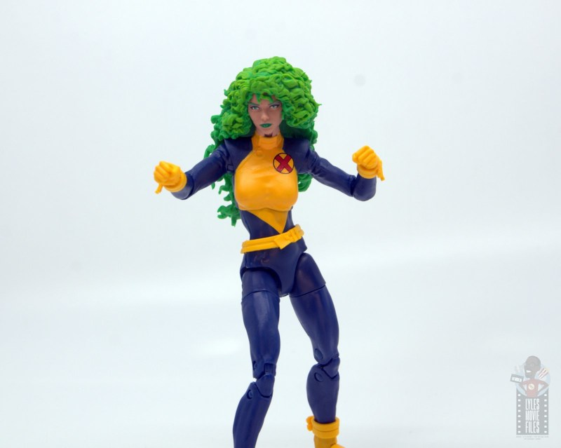 marvel legends havok and polaris figure review - rady for action