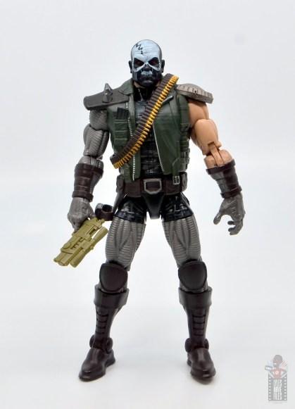 marvel legends skullbuster figure review - front