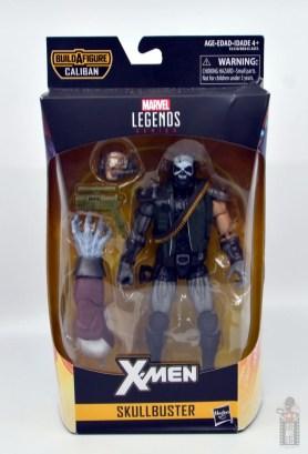 marvel legends skullbuster figure review -package front