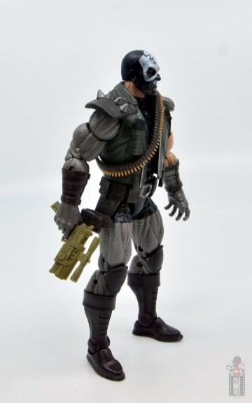 marvel legends skullbuster figure review - right side