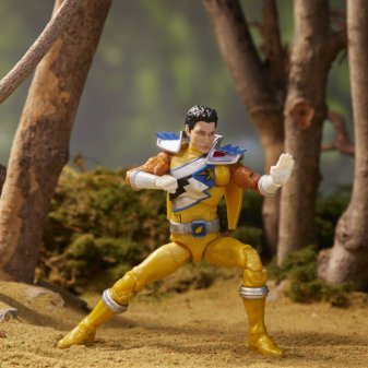 power rangers lightning collection wave 3 -Gold Ranger_37