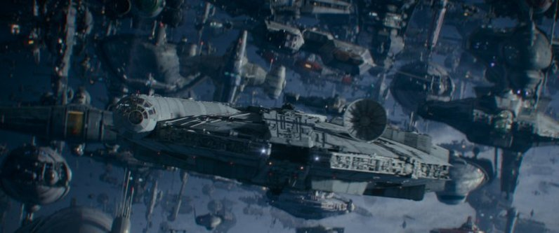 star-wars-the-rise-of-skywalker-pictures-millennium-falcon-leads-resistance-fleet.