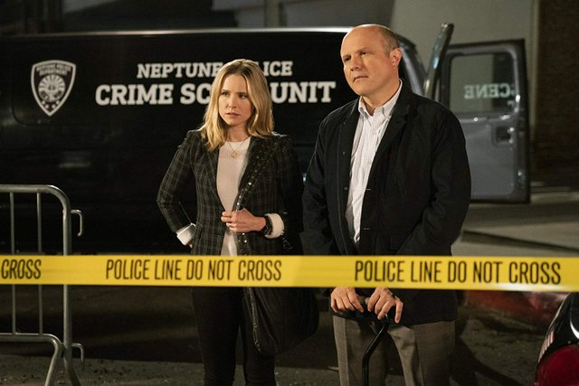 veronica mars the complete first season 2019 review - veronica and keith
