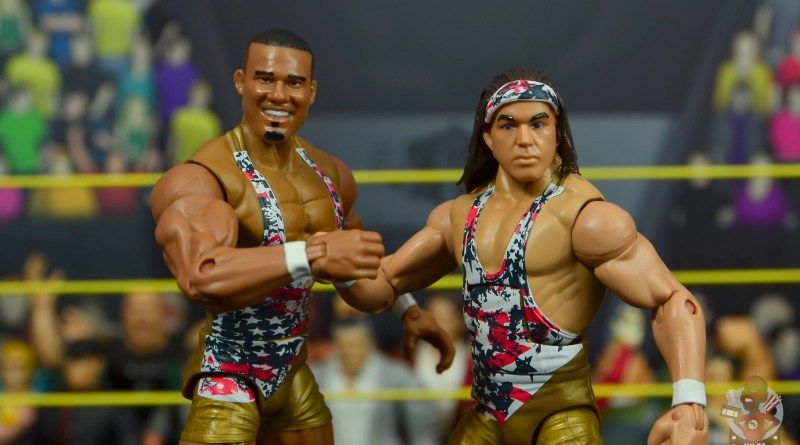 wwe elite american alpha figure review - main pic