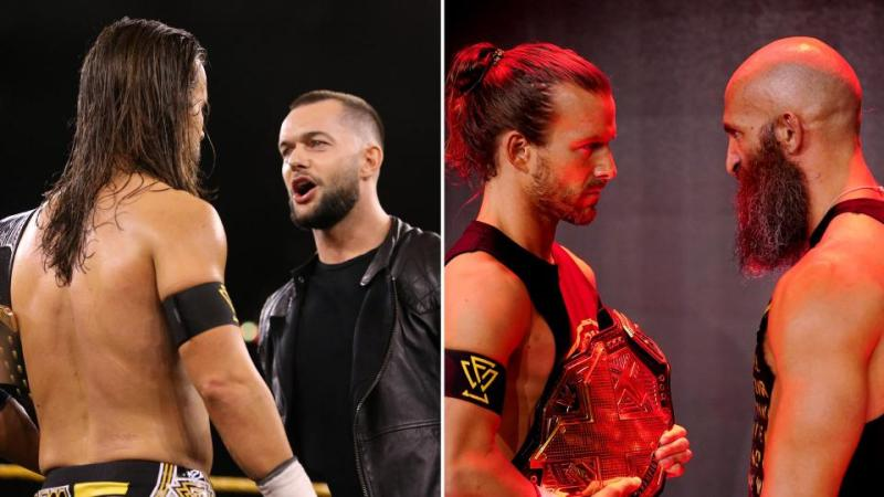 wwe nxt 10-2-19 balor and ciampa return to nxt
