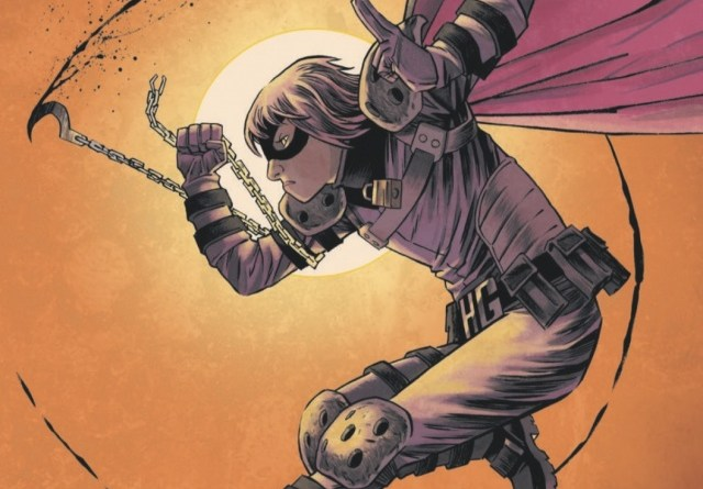 Hit-Girl #10 review