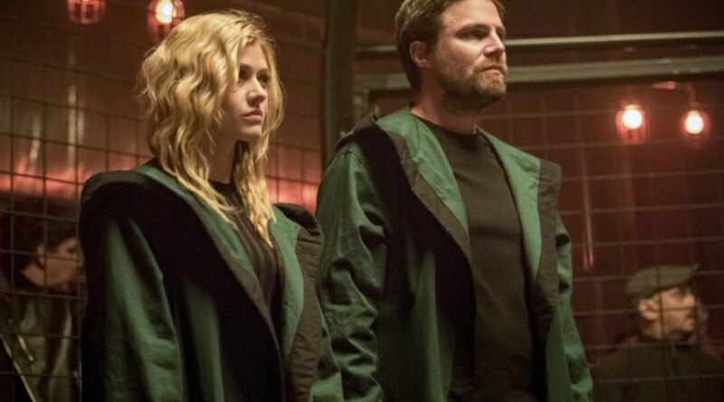 Arrow - prochnost review - Mia and Oliver