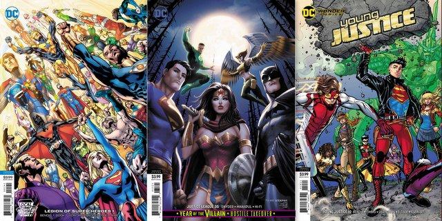 dc comics 11/6/19
