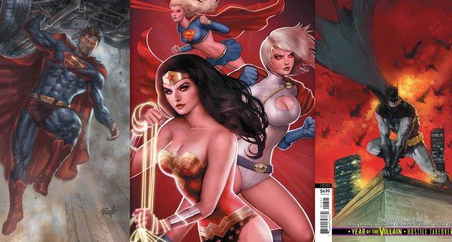 dc comics reviews 11-27-19