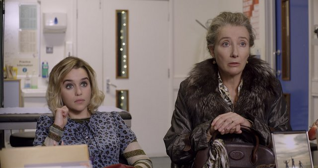 last christmas review - emilia clarke and emma thompson