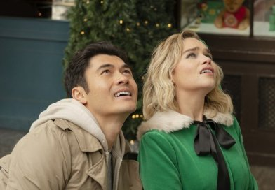 last christmas review - henry golding and emilia clarke
