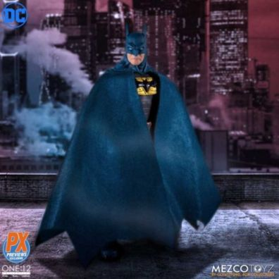 mezco batman supreme knight figure - cape wraparound