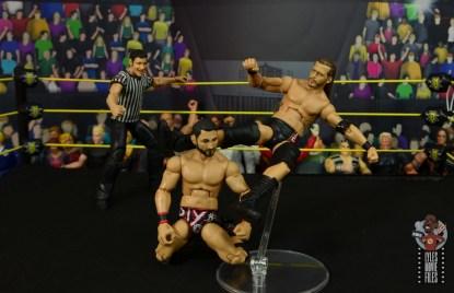 wwe elite undisputed era figure set review - adam cole - final shot