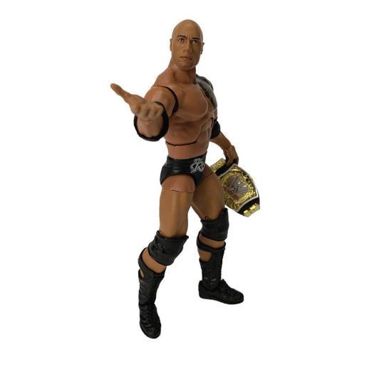 wwe ringside fest 2019 - network spotlight elite royal rumble series - the rock