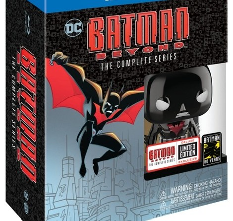 Batman Beyond complete series - batman Beyond boxset