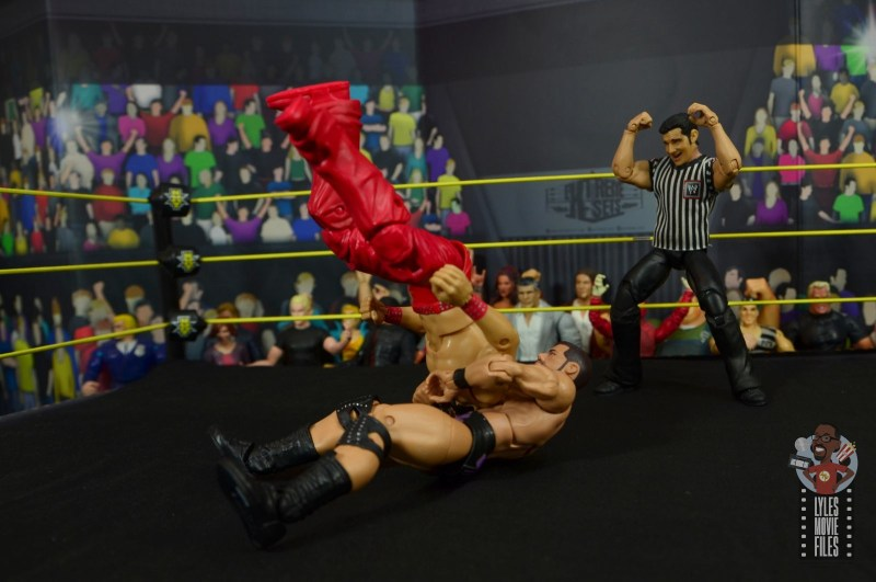 WWE Entrance Greats Bobby Roode figure review - glorious ddt