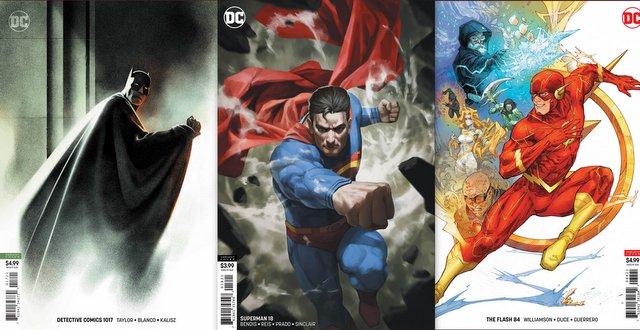 dc comics 12-11-19