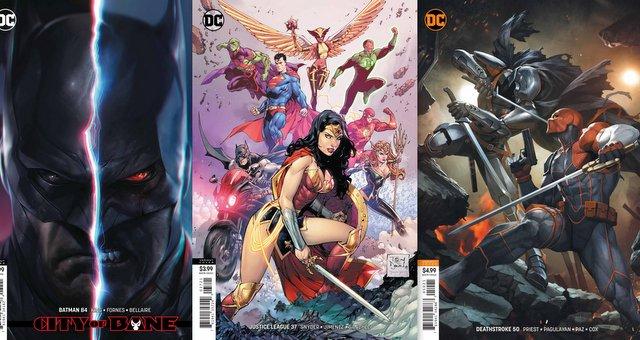 dc comics 12-4-19