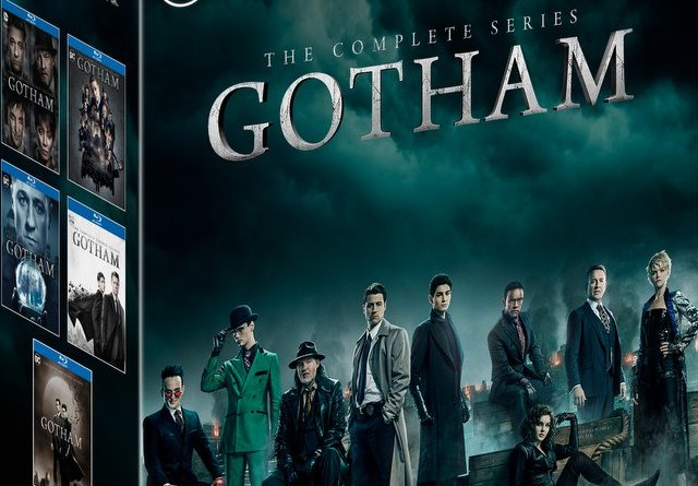 gotham the complete series on blu-ray