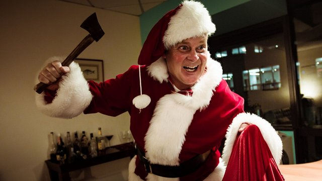 holiday hell movie review - joel murray