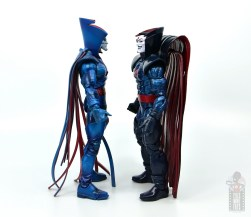 marvel legends mister sinister figure review - facing toy biz mister sinister