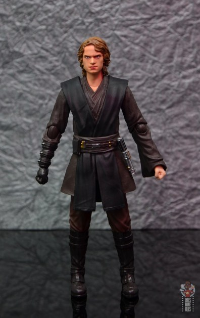 sh figuarts anakin skywalker revenge of the sith figure review - front
