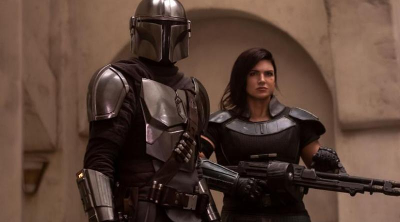 the mandalorian redemption review - din and cara