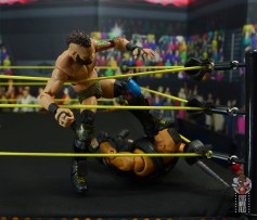 wwe elite 65 eric young figure review - stomping rezar