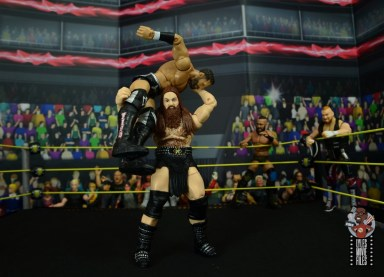 wwe elite killian dain figure review - ulster plantation