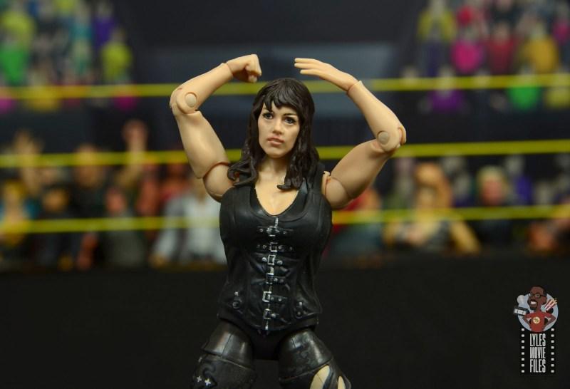 wwe elite nikki cross figure review - wild woman