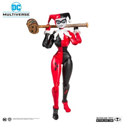 Dc multiverse Harley Quinn with mallet