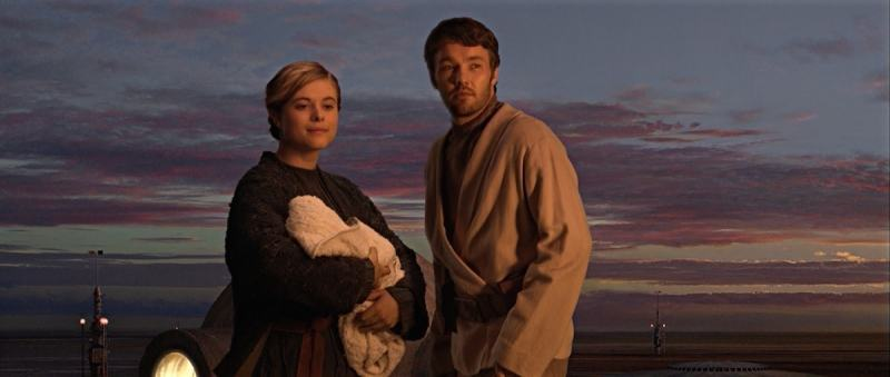 Aunt Beru and Uncle Owen