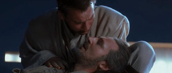 Obi-Wan and Qui-Gonn Jinn