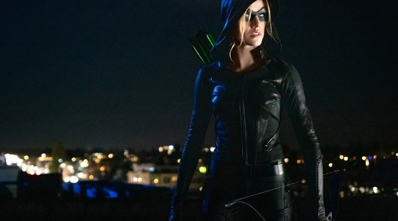 arrow - green arrow and the canaries review - mia