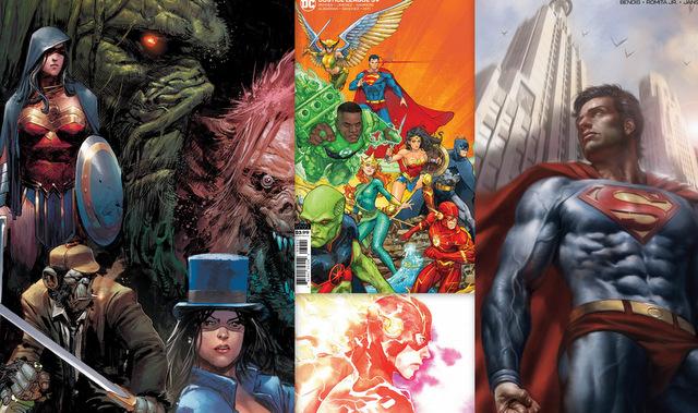 dc comics 1-29-20