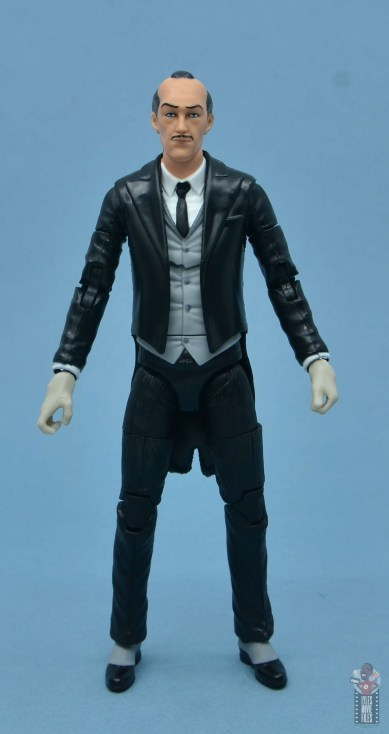 dc multiverse alfred figure review - front
