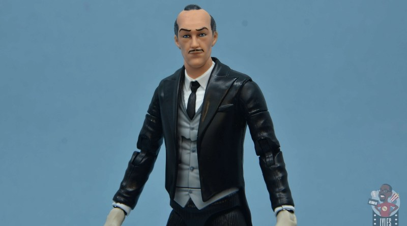 dc multiverse alfred figure review - main pic