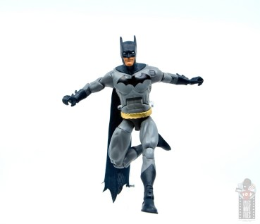dc multiverse dick grayson batman figure review - landing